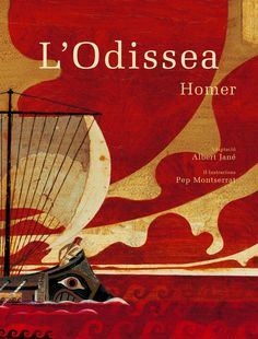L'Odissea - Albert Jané i Pep Montserrat Hans Christian, Literary Quotes, Film Quotes, Classic Literature, Classic Books, Tapas, Books To Read, My Books, Old Movie Posters