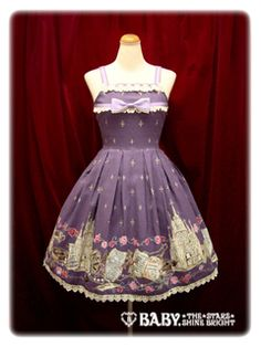 Alice and the Pirates - St. Mephisto Cathedrale JSK in lavender