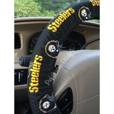 Pittsburgh Steelers Car Accessories | Car Accessories | Pinterest ...