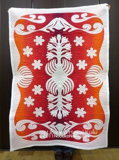 Hawaiian Quilts on Pinterest