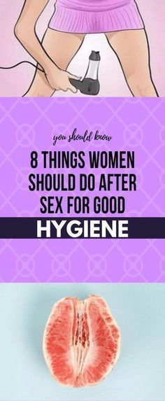 Even if you really don't feel like getting out of bed, practicing these good habits after sex could save you from very unsexy consequences. Practicing good post-coital (after sex) hygiene in the lo… Health And Beauty, Health And Wellness, Health Tips, Beauty Skin, Health Care, Women's Health, Mental Health, Glucose Intolerance, Smoothie