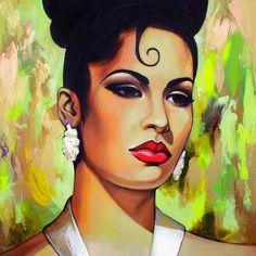 Selena Quintanilla Perez, Selena And Chris Perez, Good Night Everyone, Jenni Rivera, Mexican American, Corpus Christi, Photo Art, Dreaming Of You, Fan Art