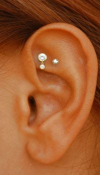 Venus by Maria Tash: Providing the Best Piercing NYC Offers | Clean Piercings, Gold Belly Rings, Diamond Nose Rings. Want.