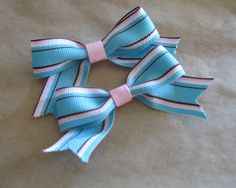 Candy Stripe Hairpin Set of 2 by SimplyNothingElse on Etsy #blackfriday #giveaways