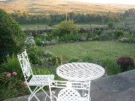 Dales Way View from Nethergill B patio in Langstrothdale Converted Barn, Great Walks, Outdoor Furniture Sets, Outdoor Decor, Cottage, Patio, Nature, Cottages, Naturaleza