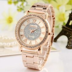 6eac3f7783ad4 Cheap watch brand, Buy Quality watch brand women directly from China watch  f Suppliers  Relogio Feminino 2017 New Brand Famous Brand Casual Full Steel  ...
