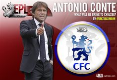 Antonio Conte What will he bring to Chelsea?