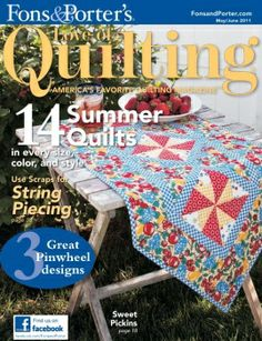 Love of Quilting - May-June 2011