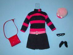 Japanese Exclusive BARBIE Outfit #2612