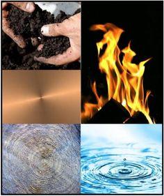 cinq elements