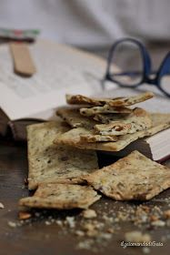 il gaio mondo di Gaia: Crackers di riso