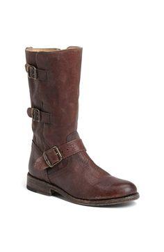 Frye 'Jayden' Leather Moto Boot