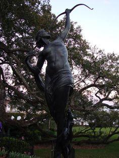 Cummer Gardens Jacksonville, FL