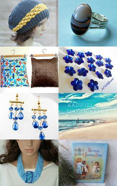 Blue in our life--Pinned with TreasuryPin.com