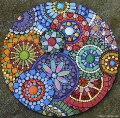 I will be making this with my tile scraps