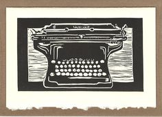 Let me know what you think of my new Typewriter available now at the studio or online: http://www.nortonscovestudio.com/products/typewriter?utm_campaign=social_autopilot&utm_source=pin&utm_medium=pin #art #NortonsCove #new