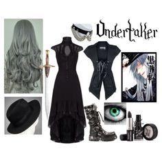 Genderbend Undertaker
