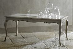 China French Country Style Shabby Chic Dining table