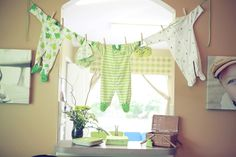 KT Lynn- Frog Themed Baby Shower...if my first baby is a boy I'm having this shower!