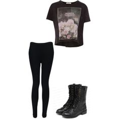 """""""Untitled #45"""" by dancewrestle on Polyvore"""