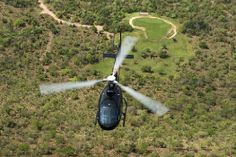 Extreme 19th, accessible only by helicopter, on a golf & safari holiday at Legend Golf & Safari Resort in Limpopo, South Africa