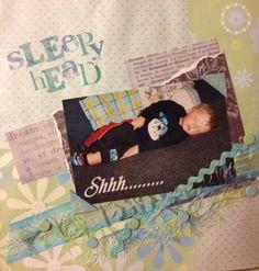 Sleepyhead layout