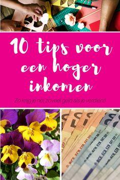 10 tips voor een hoger inkomen: zo krijg je net zoveel geld als je eigenlijk verdient!