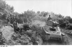 German Panzerkampfwagen 39H 735(f) tanks in Yugoslavia, 1941