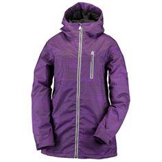 long fit jacket