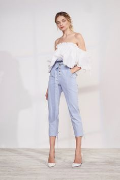 Marissa Webb Resort 2018 Fashion Show
