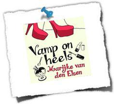 Pin it & win it! Repin of like deze pin van Vamp on heels en maak kans op een exemplaar! Meedoen kan tot en met 30 december 2012!