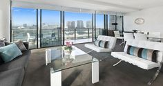 Looking for Penthouse Accommodation right next to Etihad Stadium in the Docklands, look no further than Docklands Prestige Penthouse Apartments. These Penthouse apartments in Docklands Melbourne overlook the Marina Precinct and the Etihad Stadium.