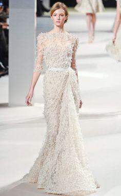 Ellie Saab 2011 Haute Couture