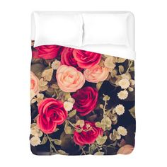 Vintage Bouquet Duvet Cover