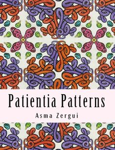Patientia Patterns Adult Coloring Books