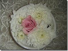 Ramekin Flower Posy