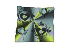 Kissen 60 x 60 cm MWL Design von Wohndesign und Accessoires MWL Design NL auf DaWanda.com