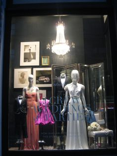 SS12 BRIDAL ✯NYC✯ Visual Merchandising