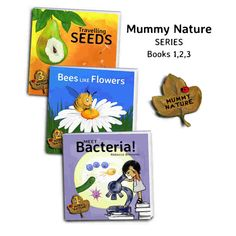 http://www.booksbeck.com/ Children's picture books for teaching nature
