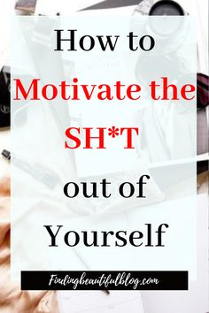 How to motivate yourself, when you are lazy and unproductive motivational quotes dont last very long. this is how to make your motivation last with motivational quoted to unlock your boss babe power Self Development, Personal Development, Motivate Yourself, Improve Yourself, How To Self Motivate, Getting To Know Yourself, Finding Yourself, How To Be Single, Thing 1