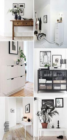 Hallway inspiration | Passions for Fashion | Bloglovin
