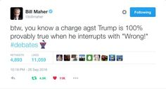 Funniest Presidential Debate Memes: How You Know A Charge Against Trump Is True