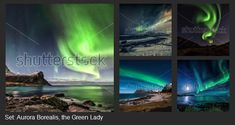 Shutterstock is a global marketplace for artists and creators to sell royalty-free images, footage, vectors and illustrations. We want to see the world through your eyes. Aurora Borealis, Royalty Free Images, Northern Lights, World, Illustration, Artist, Travel, Things To Sell, The World