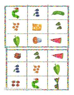The very hungry caterpillar - Lotto                                                                                                                                                                                 Mais