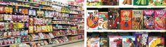 Japanese conbini, convenience stores, snacks #japaninfo