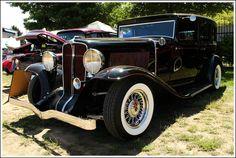 https://flic.kr/p/2HXoSP | 1932 Auburn Touring Car | Goodguys Car Show, 2007 at the Pierce County Fairgrounds Puyallup WA