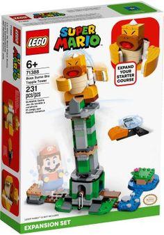 Lego Mario, Lego Super Mario, Mario Bros., Super Mario Bros, Luigi, Sumo, Nintendo, Expansion, Starter Set