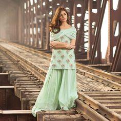 "727 Likes, 23 Comments - Pakistan Vogue (@pakistanvogue) on Instagram: ""@elanofficial @sundaytimes #pakistani #fashion #design #lux #outfit #bridal #formal #evening"""