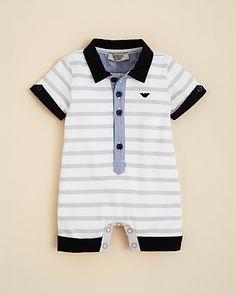 high fashion baby - armani junior