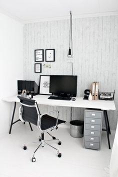 Werkplek in huis inrichten
